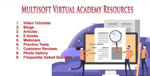 Multisoft Virtual Academy Blog